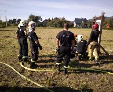 Szkolenie - Pożary Wewnętrzne