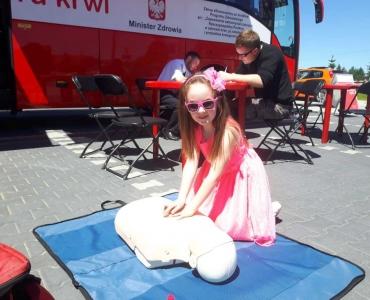 Niedzielna akcja oddawania krwi