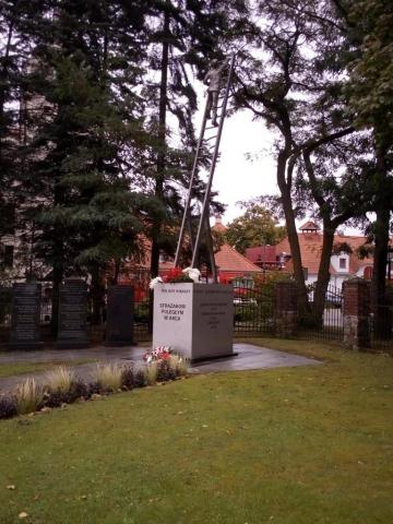 Pomnik Strażaków poległych w akcji
