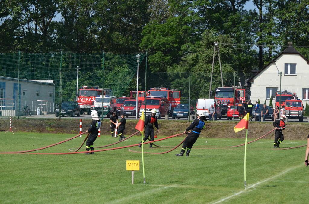 Zawodyc strażackie