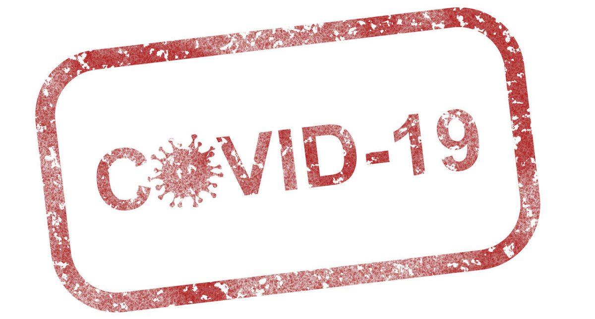 ilustracja artykułu, logo covid-19, zdjęcie z pixabay.com (identyfikator 4960254)