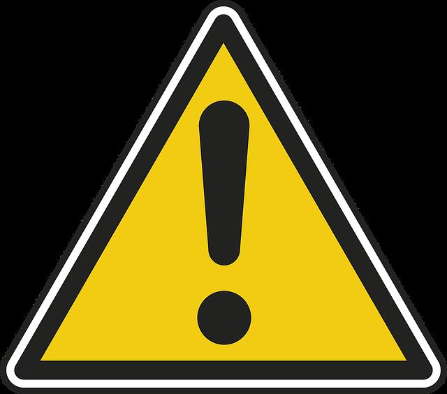 Znak inne niebezpieczeństwa