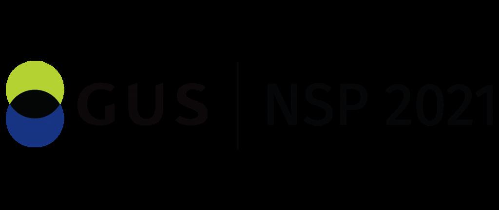 Logo GUS NSP 2021